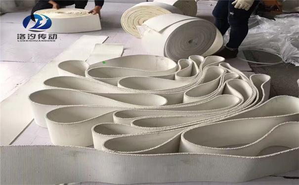 空气斜槽帆布